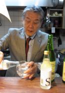 日本名門酒会安福さん