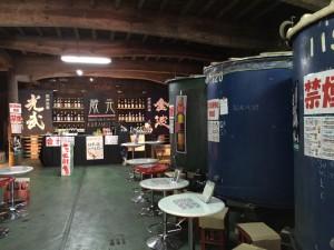 日本酒カクテルバー蔵内遠景