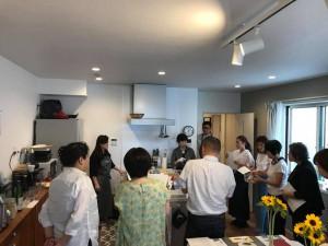 日本酒カクテル×モード系和菓子セミナー