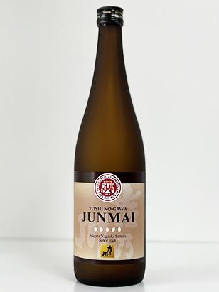 吉乃川 基酒 JUNMAI